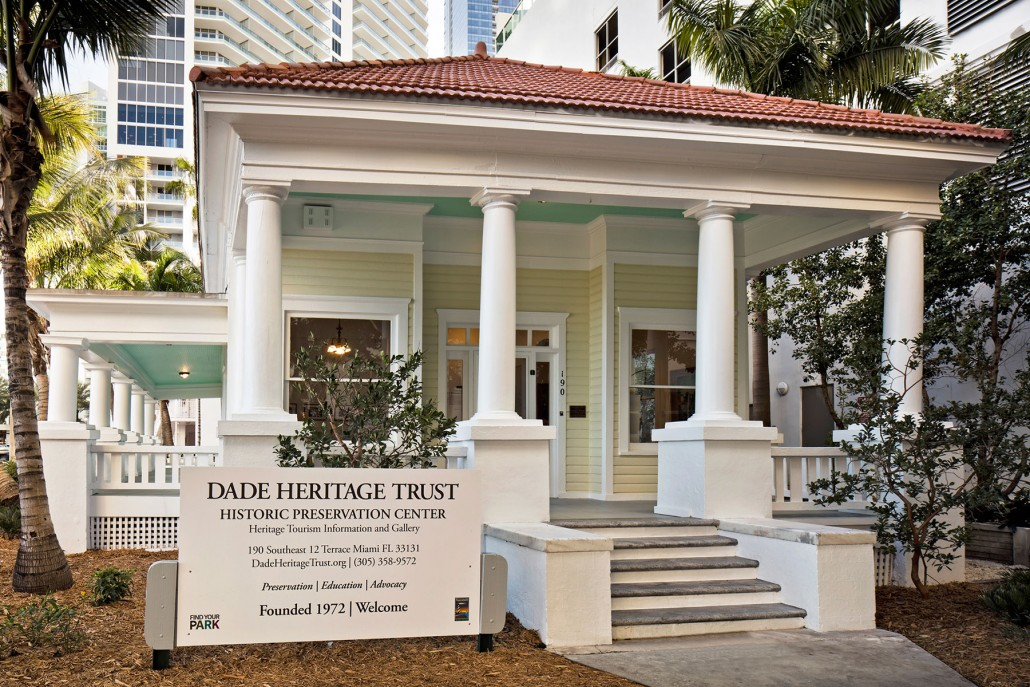 Dade Heritage Trust Headquarters